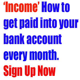 Get paid monthly